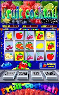 Fruit Cocktail Slots - screenshot thumbnail