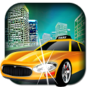 Taxi in New -York Traffic Game icon