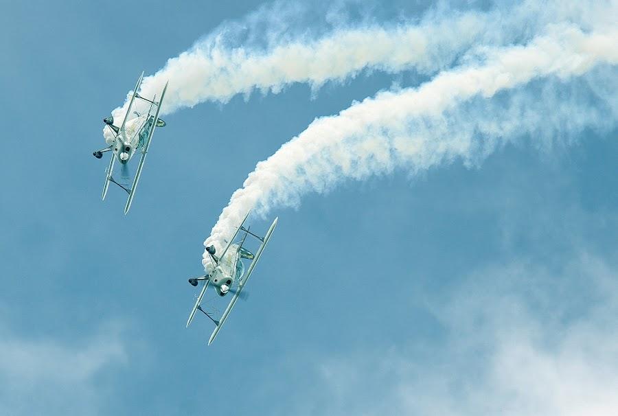 by Fanus Van Rensburg - Transportation Airplanes