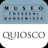 Museo Thyssen | Kiosk
