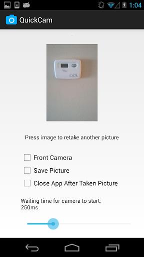 Quick Sneak Camera