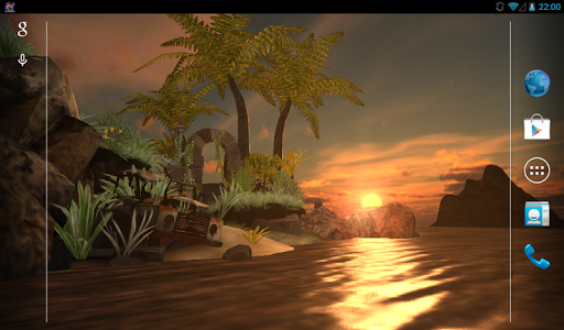 Lost beach 3d full