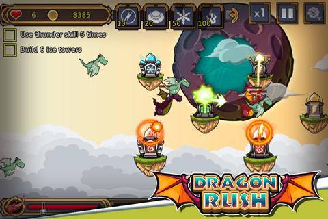 Dragon Rush 1.9 screenshots 1