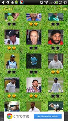Logo Quiz Cricket - screenshot