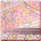 Girly Print LiveWallpaper_Free icon