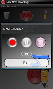 Note Recorder - screenshot thumbnail