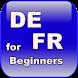 Vocabulary Trainer (DE/FR) Beg