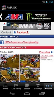 AMA Supercross - screenshot thumbnail