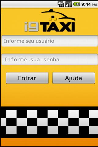 I9Taxi - screenshot
