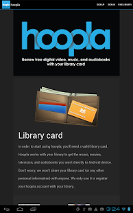 Hoopla Digital - screenshot thumbnail