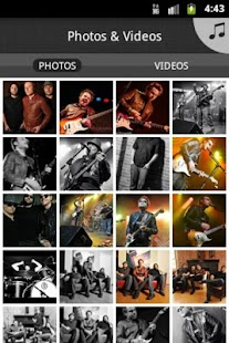 Mike Leslie Band- screenshot thumbnail
