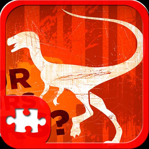 恐竜ジグソーパズル 漫畫 App LOGO-APP試玩