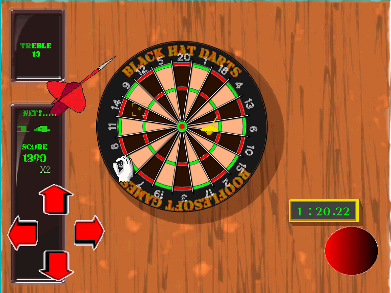 BH Darts - Round The Clock edt - screenshot