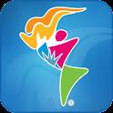 Panamericanos GDL 2011 logo