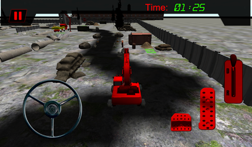 Excavator Simulator 3D Game