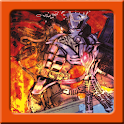 DeathSport Games #3 logo
