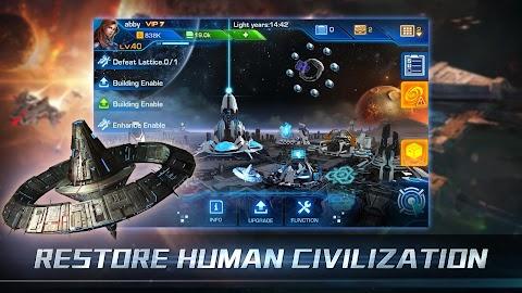 Galaxy Legend Screenshot 2