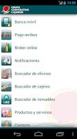Screenshot of Grupo Cooperativo Cajamar