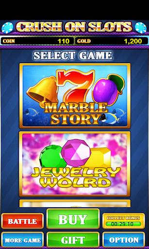 Crush On Slots: Casino