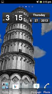 Pisa Live Wallpaper