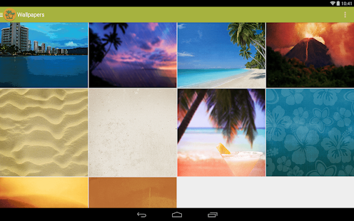 Aloha Icon Pack Screenshot 7