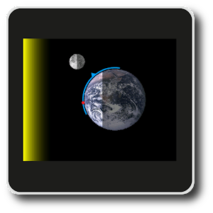 Lunar Phase for Android Wear for Android