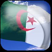 3D Algeria Flag LWP +