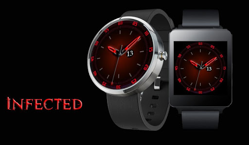 Infected - Watch Face Moto 360