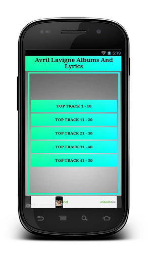 【免費音樂App】Avril Lavigne Songs-APP點子