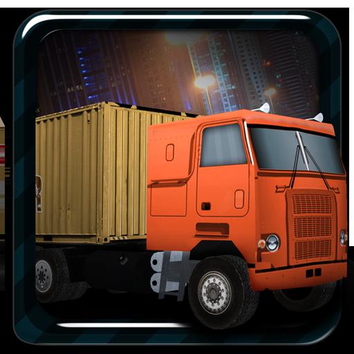 トラックの駐車HD 賽車遊戲 LOGO-玩APPs
