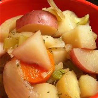 Lorene's Slow Cooker Potato Soup.