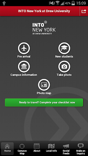 INTO NYDU student app