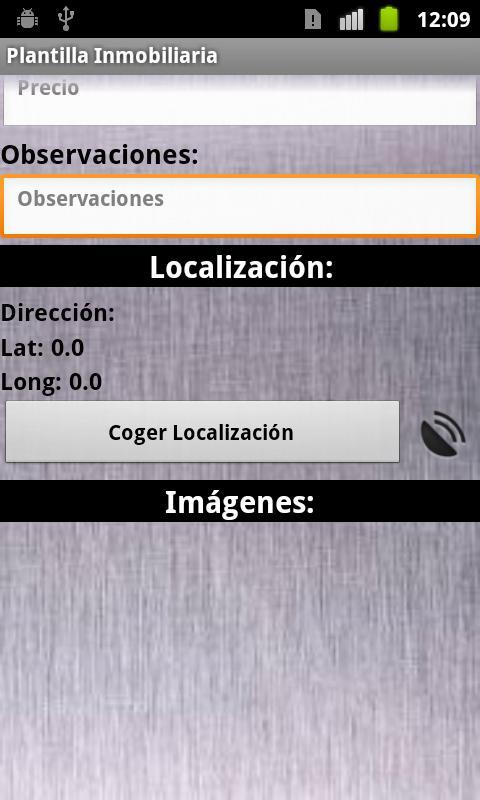 Plantilla Inmobiliaria Free- screenshot