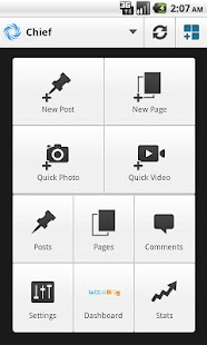 LettoBlog for Android- screenshot thumbnail