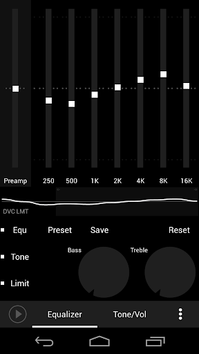 Skin for Poweramp Metro UI  screenshots 6
