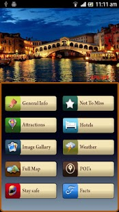 Venice Offline Travel Guide- screenshot thumbnail