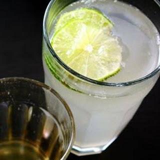 Ginger Syrup Soda