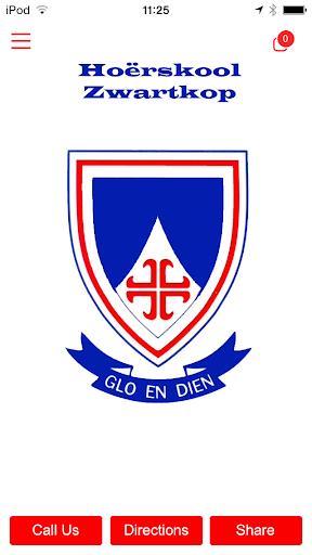 Hoërskool Zwartkop