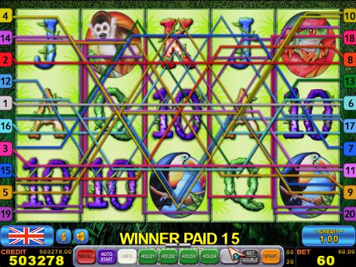 Slots - Totally Wild Deluxe