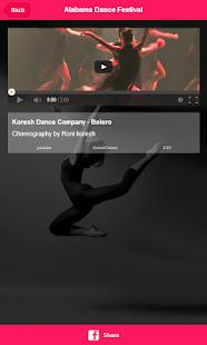 Alabama Dance Festival - screenshot thumbnail