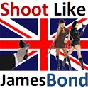 Shoot Like Bond icon