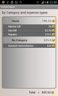 Control Expenses - screenshot thumbnail