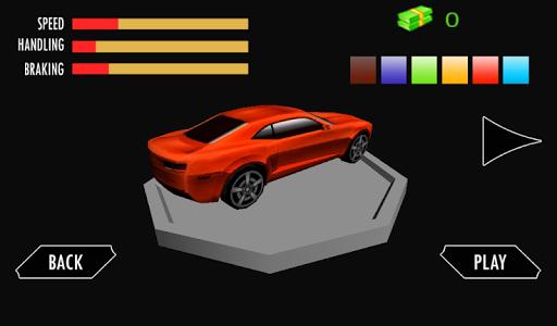 Death Racer : Car Racing