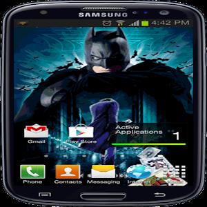 Batman 3D Live Wallpaper App Icon INSTALL Find APK
