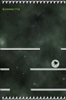 Screenshot of Space2D: FallDown