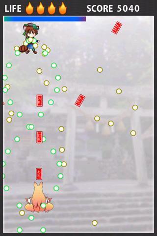 無料街机AppのSTG妖怪弾合戦|記事Game