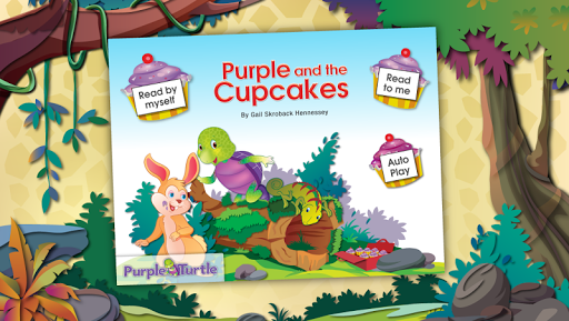 Purple Turtle: Cupcakes