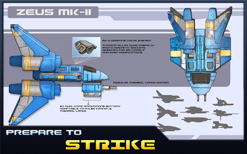 Sector Strike- screenshot thumbnail