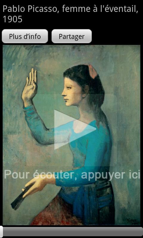 Stein, l'audioguide- screenshot