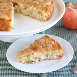 Marie Helene's Apple Cake